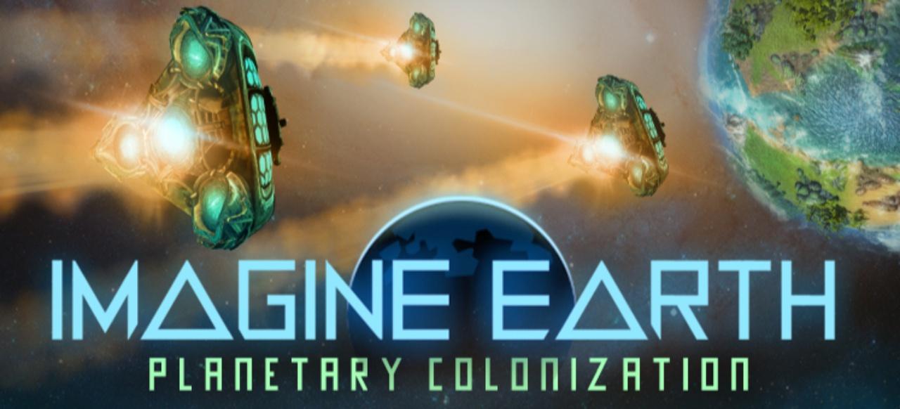 Imagine Earth (Simulation) von