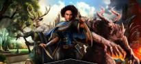 Fractured - The Dynamic MMO: Online-Action-Rollenspiel bittet um Unterstützung auf Kickstarter