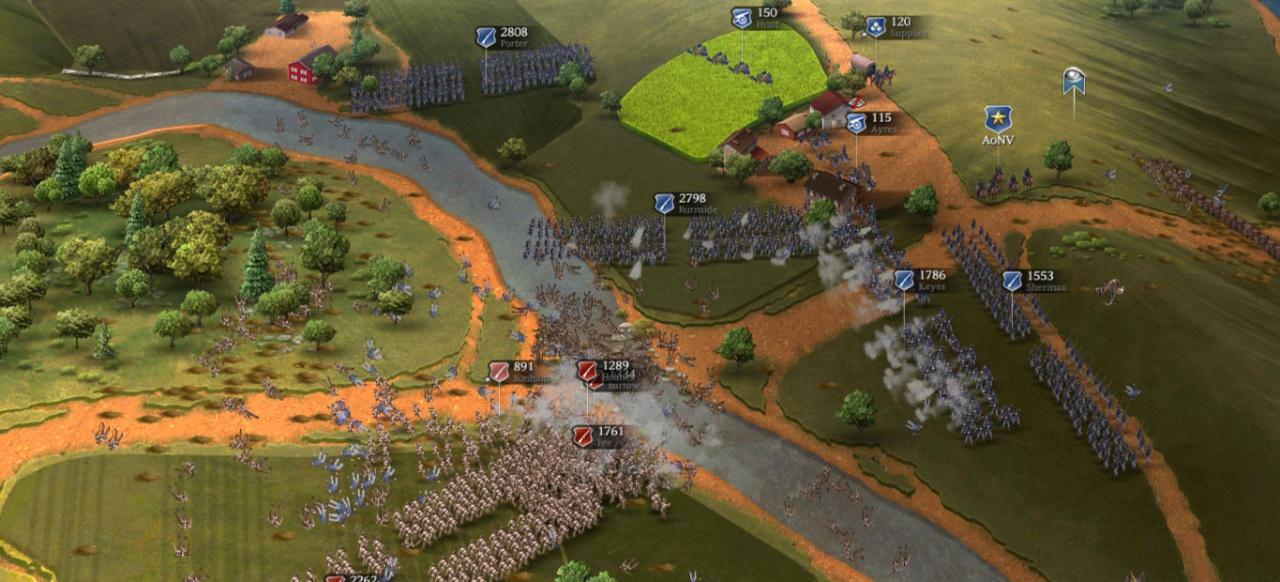 Ultimate General: Civil War (Strategie) von Game-Labs