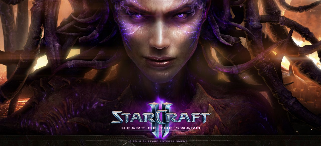 StarCraft 2: Heart of the Swarm (Strategie) von Activision Blizzard
