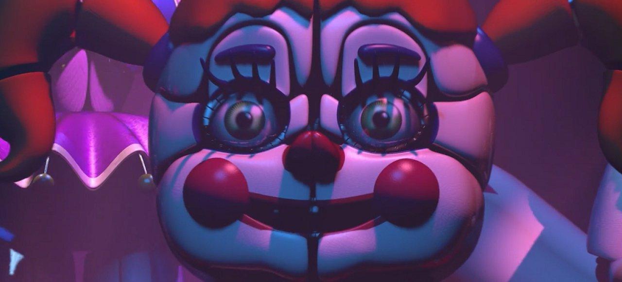Five Nights At Freddy's Sister Location (Adventure) von Scott Cawthon