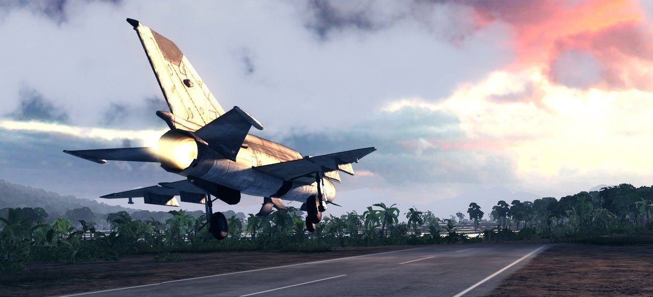 Air Conflicts: Vietnam (Simulation) von bitComposer