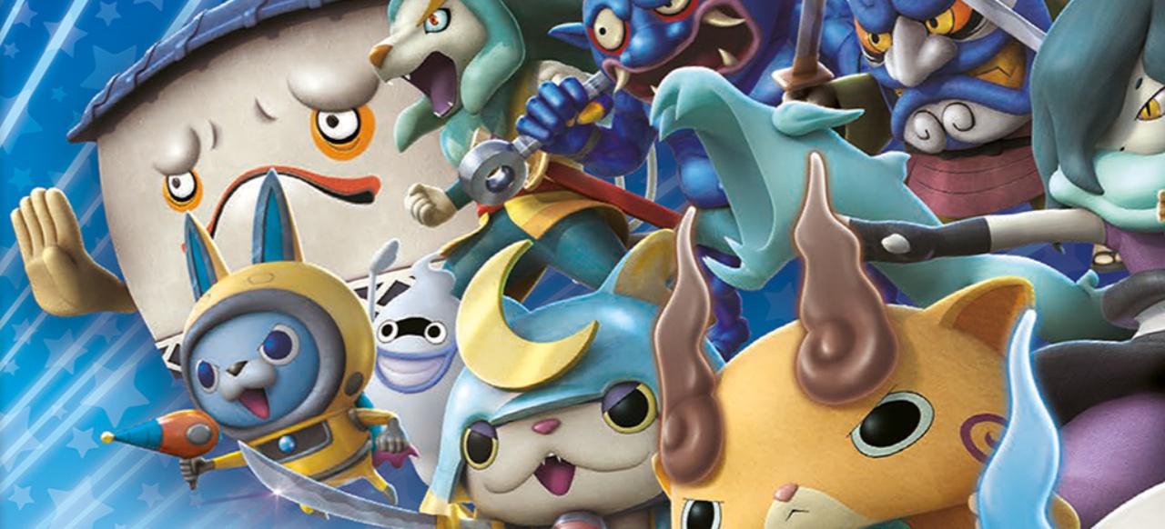 Yo-Kai Watch Blasters: Rote-Katzen-Kommando & Weiße-Hunde-Brigade (Action) von Nintendo