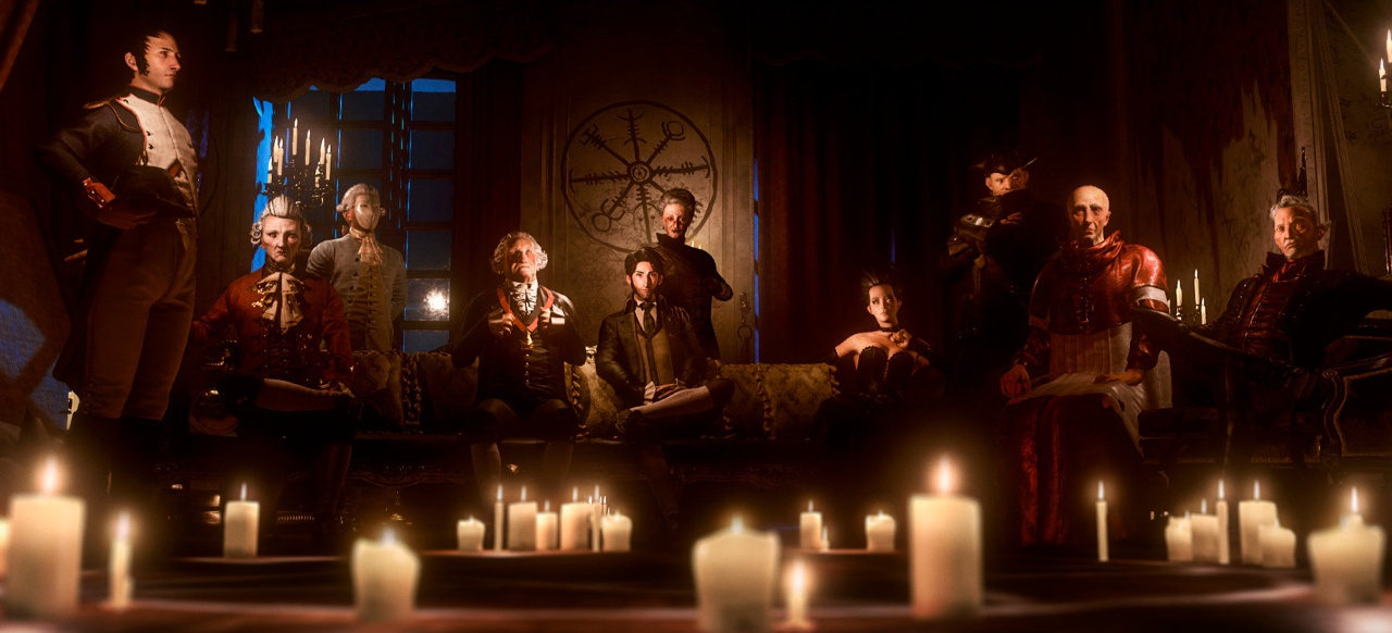The Council (Adventure) von Focus Home Interactive