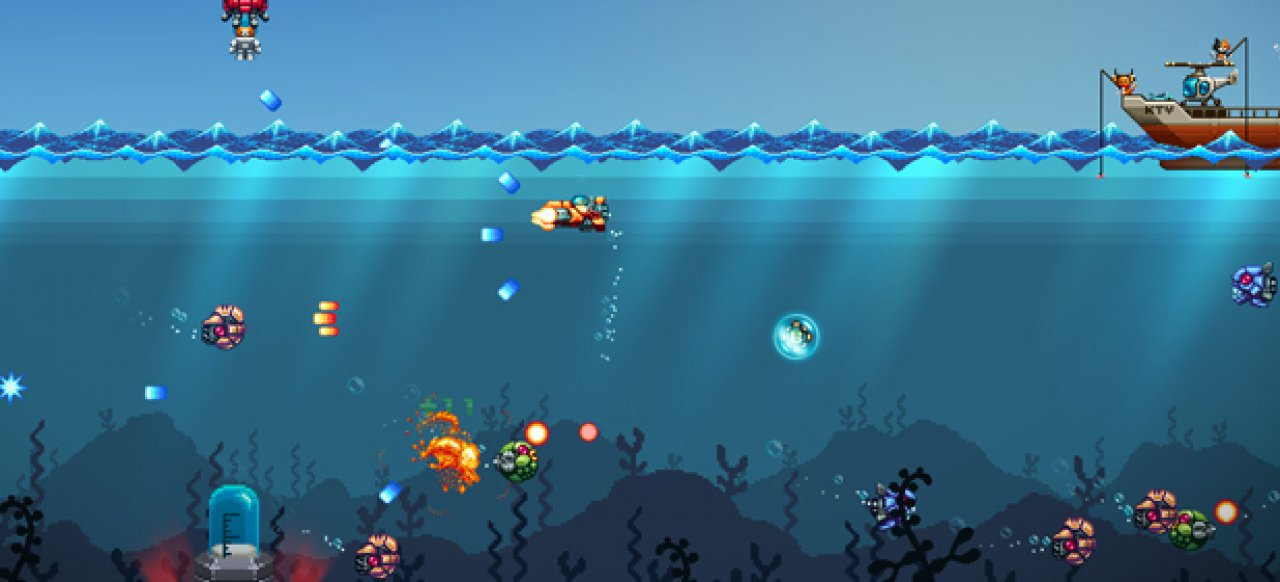 Aqua Kitty - Milk Mine Defender (Action) von Tikipod Ltd.