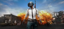 PlayerUnknown's Battlegrounds: Fünf Screenshots zeigen die Wüsten-Karte