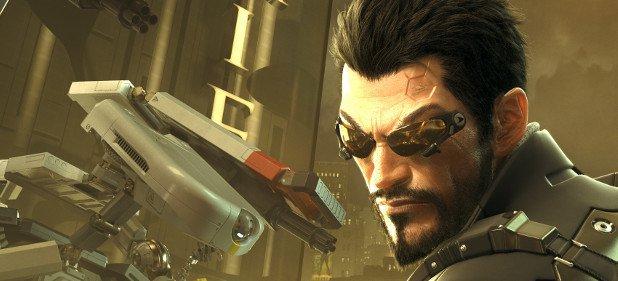 Deus Ex: Human Revolution - Director's Cut (Rollenspiel) von Square Enix