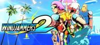 Windjammers 2: Fortsetzung des Scheibenwurfspiels für PC und Switch angekündigt