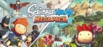 Scribblenauts Mega-Pack: Sammlung erscheint heute für PS4, Switch und Xbox One