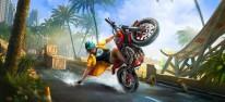 Urban Trial Playground: Trials-Konkurrent exklusiv für Switch angekündigt