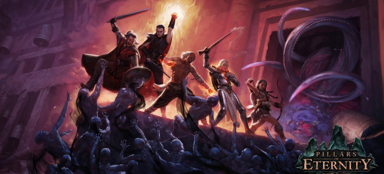 Pillars of Eternity: The White March - Part 2 (Rollenspiel) von Paradox Interactive