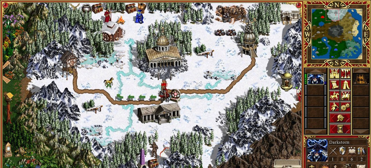 Heroes of Might & Magic 3 - HD Edition (Strategie) von Ubisoft