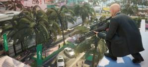 Miami Vice mit Agent 47