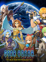 Alle Infos zu Star Ocean: The Last Hope (PlayStation4)