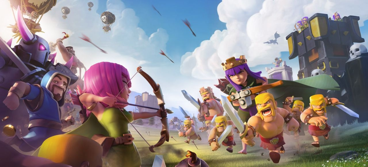 Clash of Clans (Strategie) von Supercell