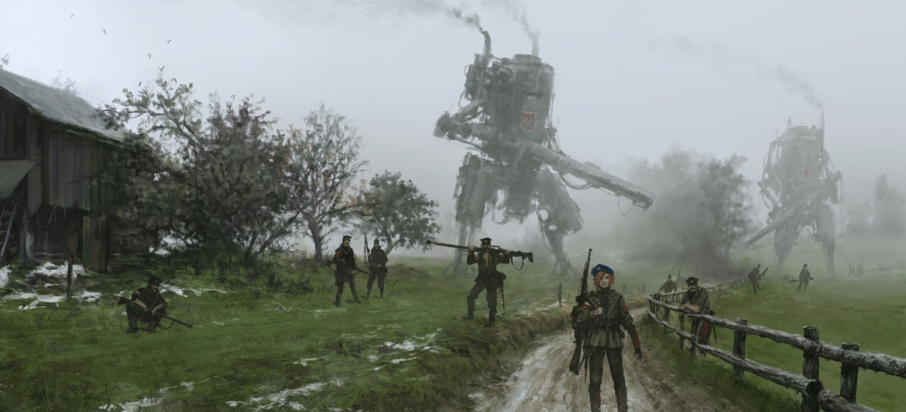 Iron Harvest (Strategie) von
