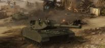 Armored Warfare: Globale Operationen gestartet
