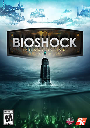 Alle Infos zu BioShock: The Collection (PlayStation4)