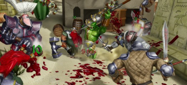 Orc Attack: Flatulent Rebellion (Action) von Reverb Publishing / GameMill