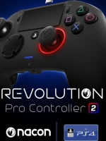 Alle Infos zu NACON Revolution Pro Controller 2 (PC,PlayStation4)