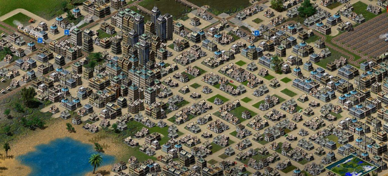 Der Industriegigant 2 (Strategie) von JoWooD