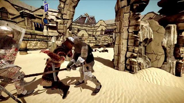 Teaser für PS4 und Xbox One