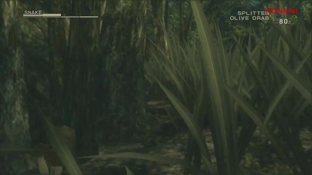 gamescom-Trailer (Snake Eater)