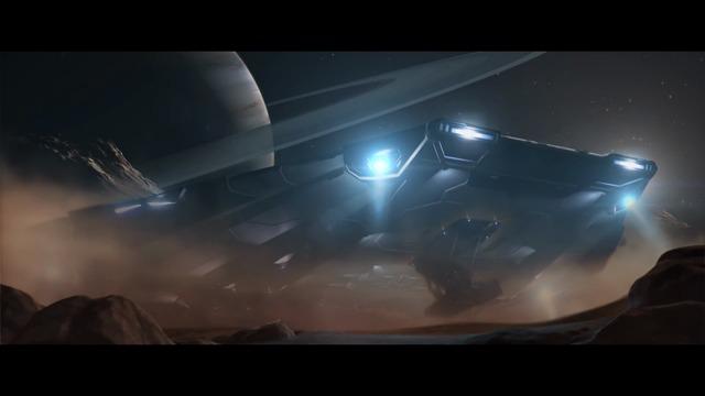 Horizons-Ankündigung für Xbox One