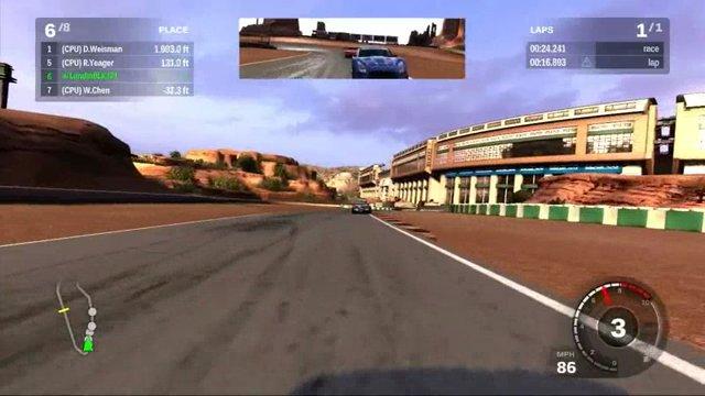 Sedona Raceway-Trailer