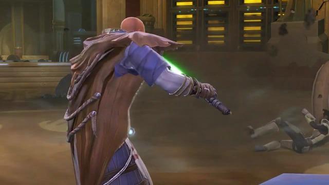 Jedi-Botschafter-Trailer