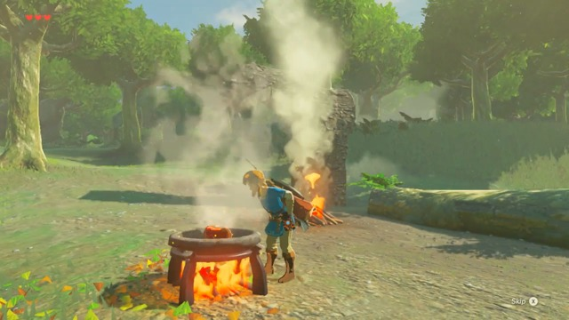 E3-Spielszenen 2016: Jagen und Sammeln