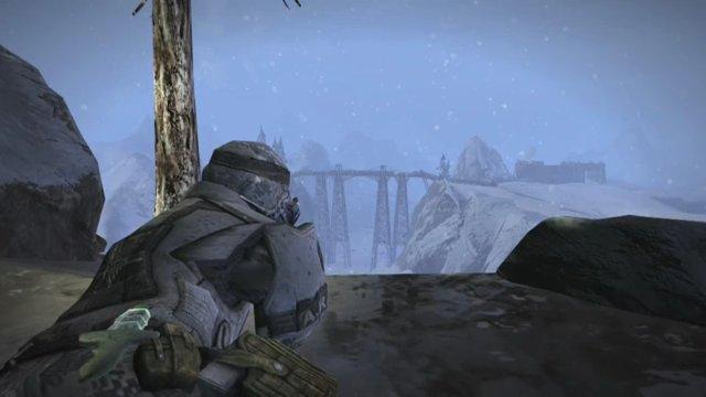 1. April - Der Kommandosoldat