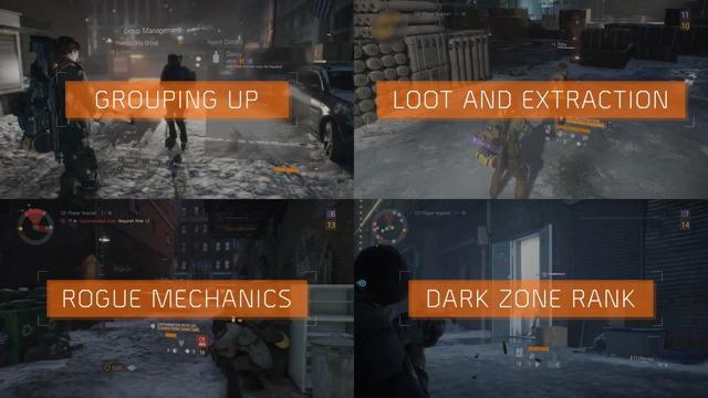 Agent Training: Dark Zone