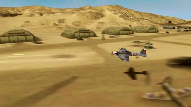 Ground-Attack Planes-Teaser