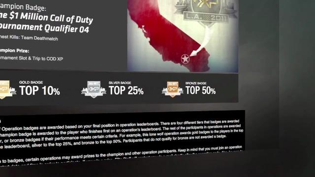 CoD Elite Compete-Video