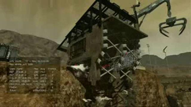 Entwickler-Vorstellung Destruction-Engine 1