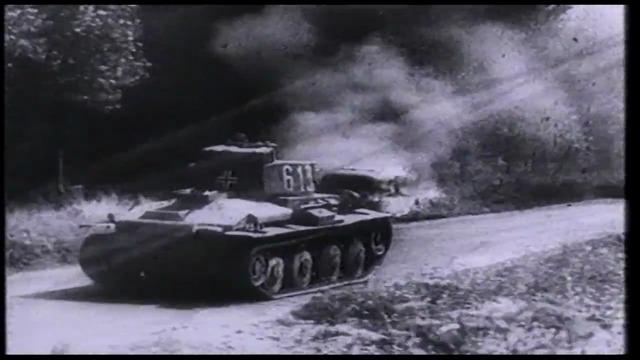 Panzer-Trailer