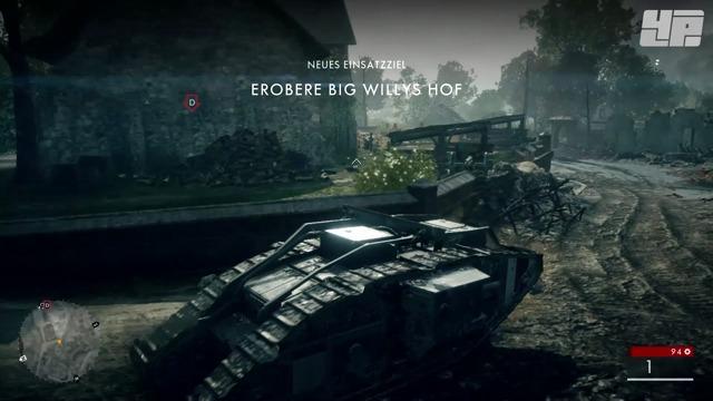 Die erste Mission (Xbox One)
