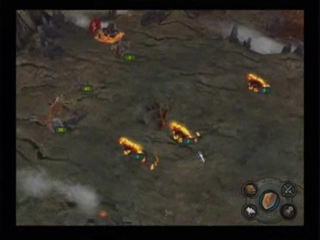 Gameplay GC 2005