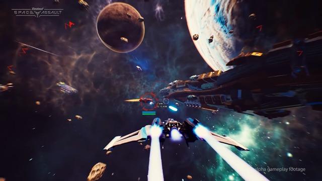Spielszenen-Trailer aus der Pre-Alpha