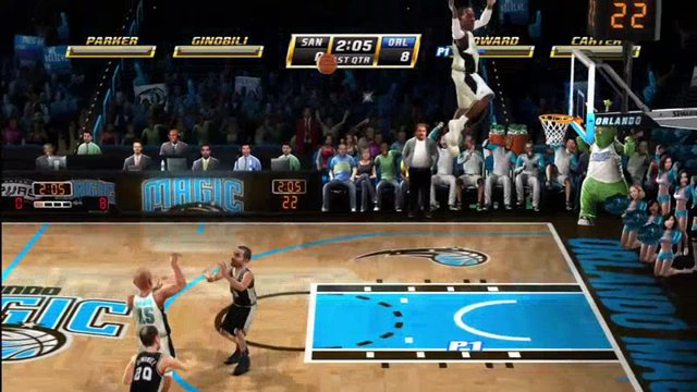 Free NBA Jam-Trailer
