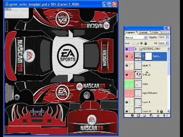 Customized Car Skin