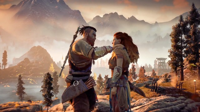 Aloy's Journey Trailer