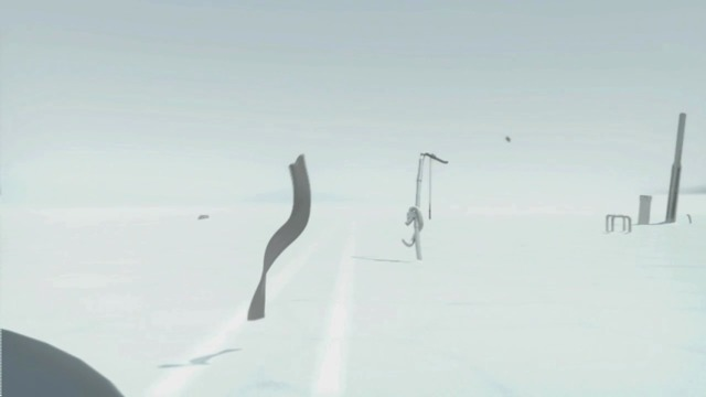 Inky on Ice-Trailer