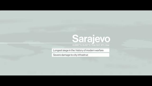 The Sarajevo Six Trailer
