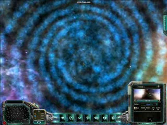 Galaktische Zoom-Funktion