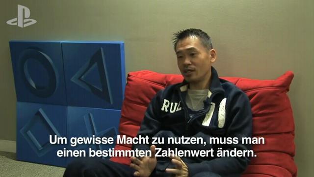 Interview mit Keiji Inafune