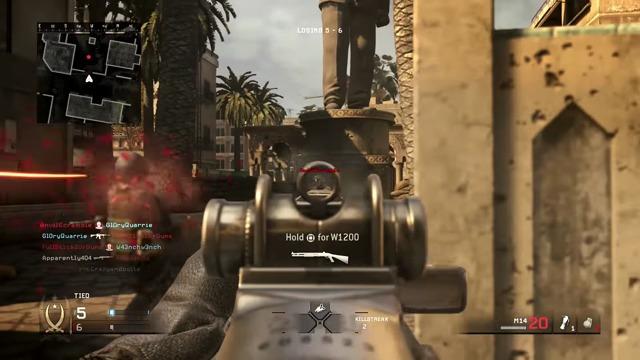 Dezember-Update für Modern Warfare Remastered