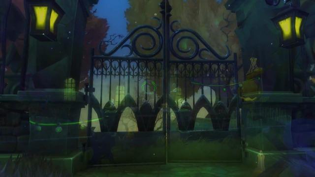 Die Nacht der Schatten naht!