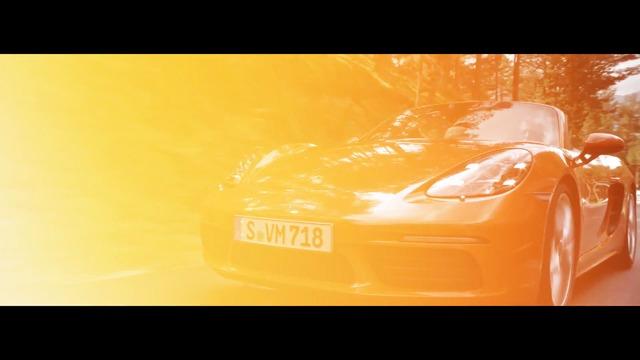 Porsche-Trailer